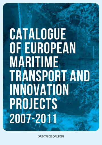 cooperation - Maritime Transport and Innovation Brokerage Event