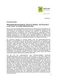 Download Neues im Holzbau - der Eurocode 5 in - Netzwerk Wald ...