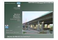 Neubau der Mainbrücke Dettelbach - Lehrstuhl für Massivbau