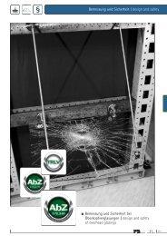 Planungssicherheit von Anfang an AbZ - TACO Railing
