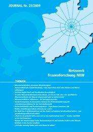 Download - Netzwerk Frauen- und Geschlechterforschung NRW