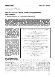 Imkertag in Weissach - Infodienst Landwirtschaft