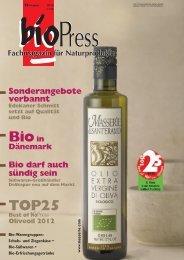 BioPress Teil 2