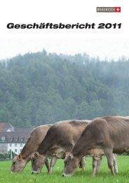 Geschäftsbericht 2011 [3.67 MB] - Schweizer Braunviehzuchtverband