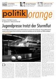orange - Politikorange.de