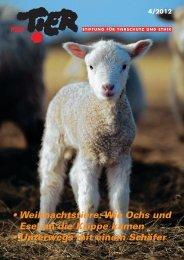 Heft 4/2012 - Pro Tier
