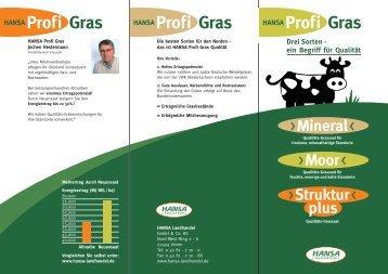 HANSA Profi Gras - HANSA Landhandel