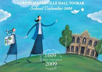 9 10 11 12 13 14 15 - Loreto Mandeville Hall