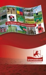 Katalog Download - Stephanshof GmbH