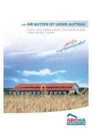 linktext - Gropper Hallenbau GmbH