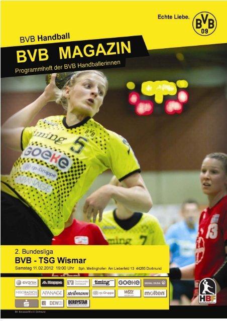 TSG Wismar - Borussia Dortmund Handball