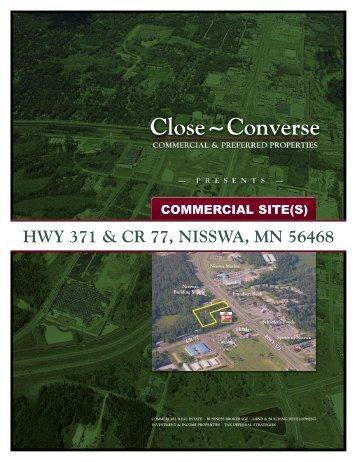 View Brochure - Close~Converse Commercial