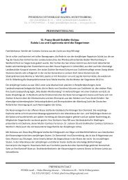 Pressebericht zur 13. Franz-Strahl-Schäfer-Schau 2012