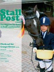 Stallpost 1_09 tl ok.qxd - Kreisreiterverband Dortmund eV