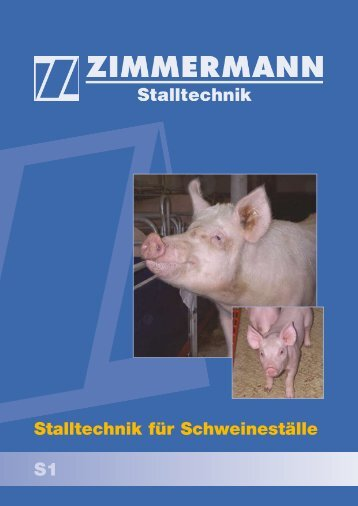 S1 - Zimmermann Stalltechnik GmbH
