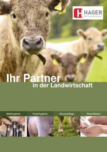 Hager Landwirtschaft Produktkatalog
