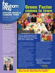 Custom House and Canning Town issue 189 - Newham