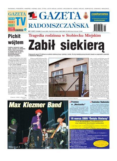 Max Klezmer Band Gazeta Radomszczańska