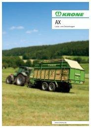 Lade- und Dosierwagen www.krone.de