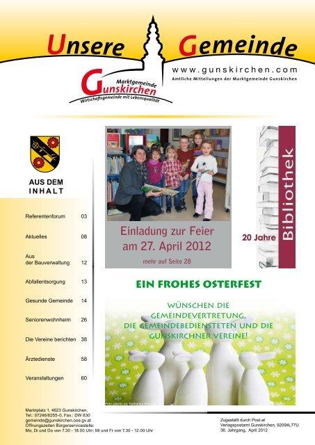 Treffen Singles Treffen sterreich Gunskirchen