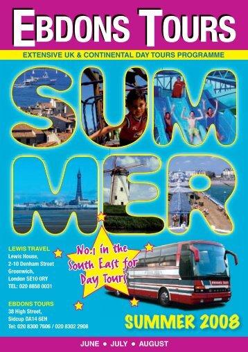 41434 lewis travel colour - Ebdons Tours