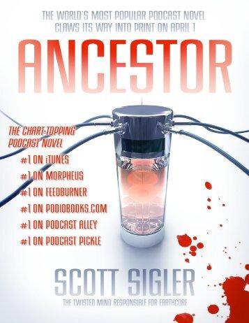 Ancestor - the PDF - Back