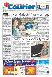 Te Awamutu Courier - January 11th, 2005 - Te Awamutu Online