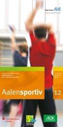 Aalen sportiv 12 - Stadt Aalen