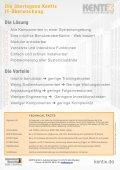 Data-Center Verteilerräum Repeater-Stationen ... - Kentix GmbH - Seite 3