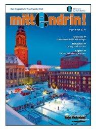 Ausgabe Dezember 2010 - Stadtwerke Kiel