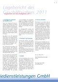 Geschäftsbericht der Hofer ... - Stadtwerke Hof - Seite 5