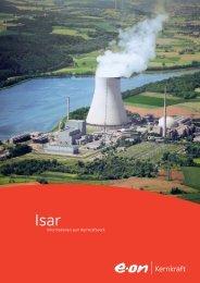 Informationen zum Kernkraftwerk - E.ON Kernkraft GmbH
