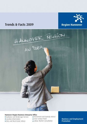 Trends & Facts 2009 - German-Indian Business Center Hannover ...