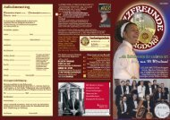 Programm 08/2009 - Jazzfreunde-Burgdorf