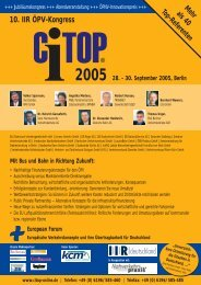10. IIR ÖPV-Kongress - citop-online.de