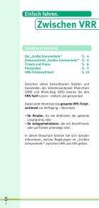 Broschüre Übergangstarif VRR und VRS.pdf - Stadtwerke Remscheid - Seite 2