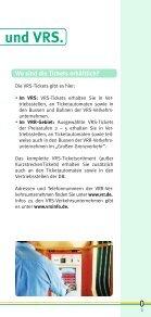 Broschüre Übergangstarif VRR und VRS.pdf - Stadtwerke Remscheid - Seite 3