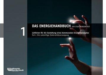 Energiehandburch der Stadt Norderstedt - Stadtwerke Norderstedt
