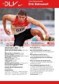 Leichtathletik- Weltmeisterschaften Leichtathletik ... - DLV - Seite 4