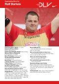 Leichtathletik- Weltmeisterschaften Leichtathletik ... - DLV - Seite 5