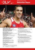 Leichtathletik- Weltmeisterschaften Leichtathletik ... - DLV - Seite 6