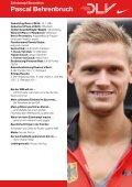 Leichtathletik- Weltmeisterschaften Leichtathletik ... - DLV - Seite 7