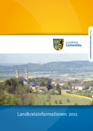 Der Landkreis Lichtenfels - inixmedia