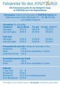 TASCHENFAHRPLAN 08-12 - STADTBUS LEMGO - Seite 6