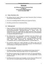 04-13 Frankenthaler Bildungsstiftung - Stadt Frankenthal