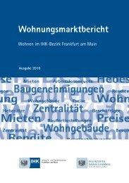 Wohnungsmarktbericht 2010 - IHK Frankfurt am Main