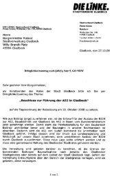 DIE ÜNKE. - Die Linke NRW