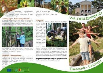 Walderlebnispfad Gloriette - Eisenstadt