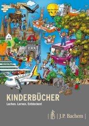 KInderbücher - JP Bachem