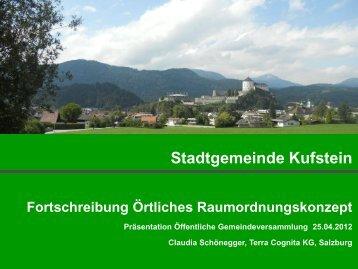 Stadtgemeinde Kufstein
